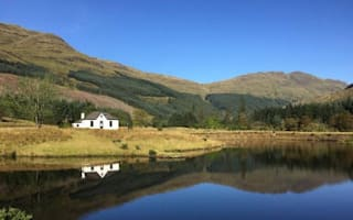 £9 million for a semi-derelict cottage in Scotland?