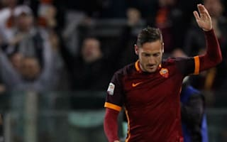 Serie A Review: Super-sub Totti inspires Roma comeback, Juve edge closer to title