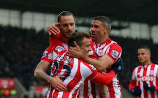 Stoke City 2 Aston Villa 1: Arnautovic brace downs lacklustre Villa