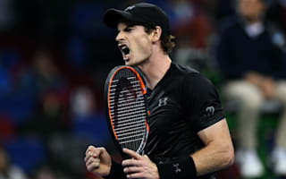 Masterful Murray outclasses Goffin in Shanghai