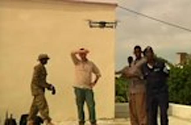 Somali police get first drones to combat Islamist bombings