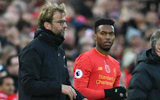 Time is right for Sturridge - Klopp
