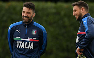 Buffon backs Donnarumma for Juventus
