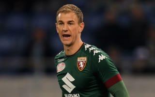 Torino 2 Inter 2: Visitors held despite Hart errors