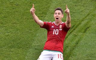 Gera beats Ronaldo to win Euro 2016 Goal of the Tournament