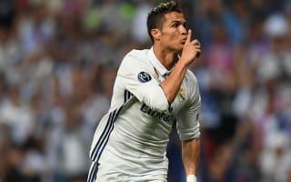 Perhaps they won't boo him anymore - Zidane backs Ronaldo