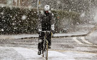 Arctic winds will make it feel like minus 13C as six inches of snow sweeps in