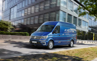 Volkswagen reveals new e-Crafter