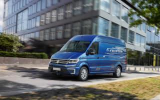 Volkswagen reveals new e-Crafter