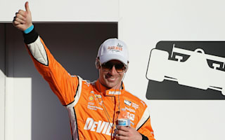 Pagenaud holds off Dixon for controversial win in Long Beach