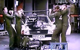 Videos: How to remove an engine... quickly