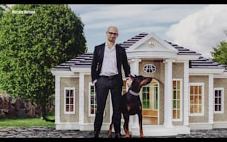 Dog mansions that cost more than your home: crazy pet products