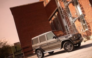 Road test: Mercedes-Benz G 350 BlueTEC