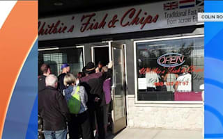 Hungover customer's Facebook post helps struggling fish and chip shop