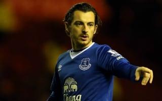 Baines optimistic about Everton's season after injury return