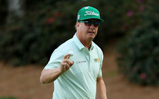 No Dustin, but Hoffman the leading man at Augusta