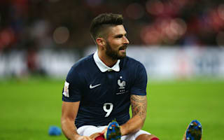 Giroud does not understand France booing