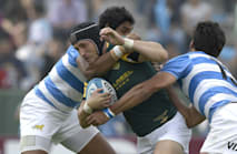 The Rugby Championship: Springboks suffer stunning Argentina defeat