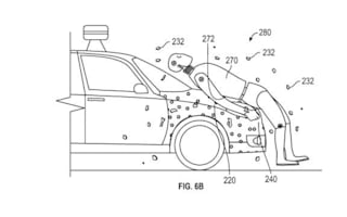 Autonomous cars to be fitted with 'human flypaper'
