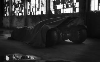 New Batmobile teased