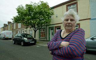 Woman's 18-year tree nightmare was almost over - until her neighbour stepped in