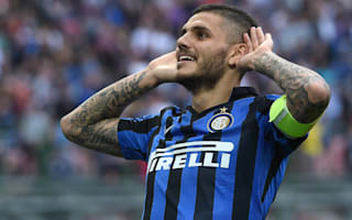 Icardi happy at Inter amid Arsenal rumours