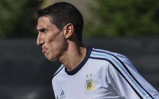 Di Maria making progress in recovery