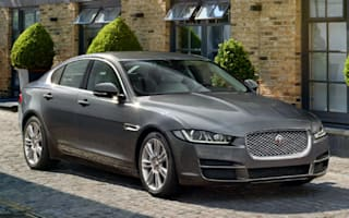 Jaguar's new kid on the block packs a powerful punch