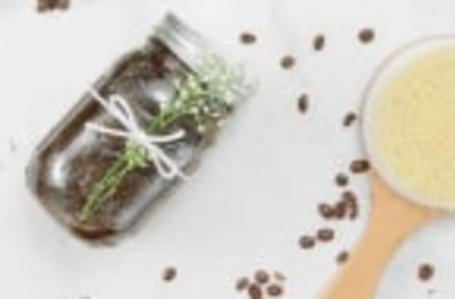 DIY Coffee Cellulite Scrub | ELLE