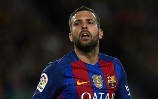Fresh injury concern for Alba ahead of El Clasico