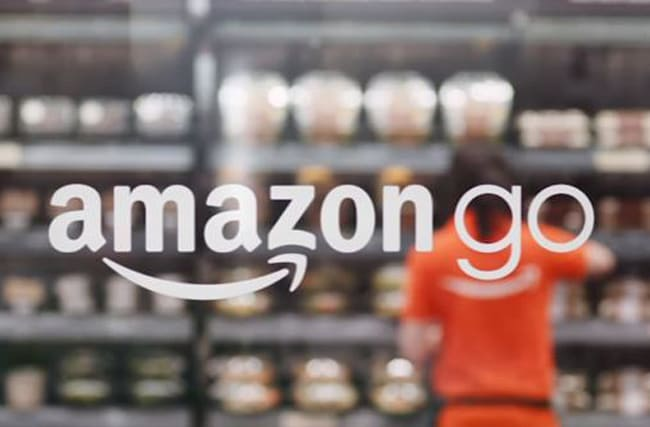 No more queues? Amazon unveils checkout-free grocery store