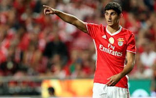 Rising Benfica star Guedes ready to snub January offers