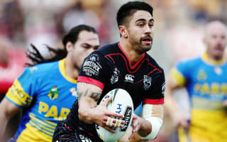 New Zealand international Johnson re-signs with Warriors