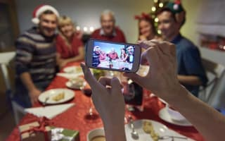 Christmas is about sharing, not oversharing - help kids to share safely online this Christmas