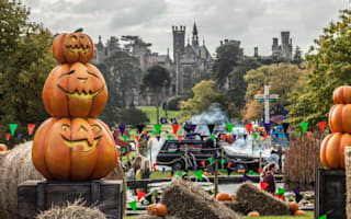 Win! A short break at the Alton Towers Resort for Scarefest