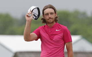 Fleetwood keen to build on U.S. Open experience