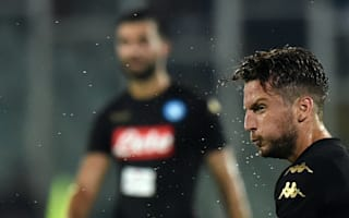 Mertens can stare at me in the shower if he scores twice a game - Sarri