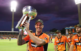 Johnson rules out Australia return after Scorchers win