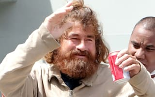 Man survives 14 months adrift in the Pacific Ocean