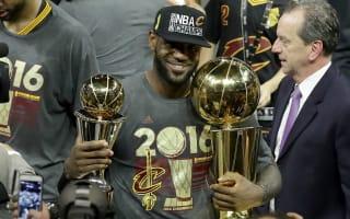 Reduced minutes won't affect MVP chances, insists LeBron