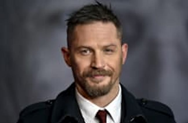 Tom Hardy sets up fundraising page for terror attack victims