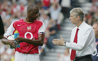 Vieira wanted Arsenal coaching opportunity