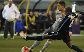 Manchester City v Real Madrid: Fernando fired up for historic semi-final