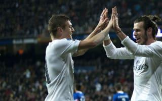 Bale, Kroos set for Madrid return in Reims clash