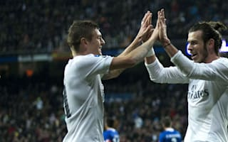 Bale, Kroos set for Madrid return in Reims clash