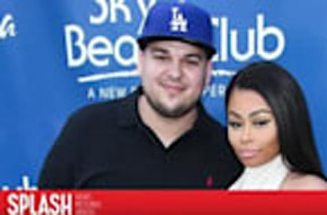 Rob Kardashian and Blac Chyna Have Decided Her House Will be Home Base