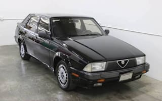 One-owner Alfa Romeo Milano Verde goes up for sale in California