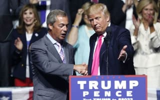 Everything you need to know about Donald Trump and Nigel Farage's special relationship