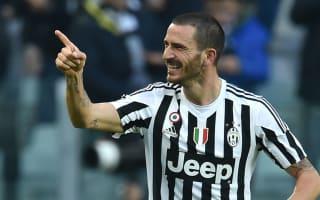 Juventus must focus on Serie A - Bonucci
