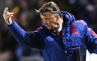 Van Gaal reveals Midtjylland inspiration for Shrewsbury win